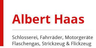 Albert Haas - Logo